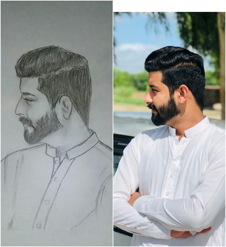 Another sketch by me, drop some comments (positive comments)   #WednesdayThoughts <br>http://pic.twitter.com/D9U1DVoXXc