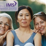 Image for the Tweet beginning: The International Menopause Society promotes