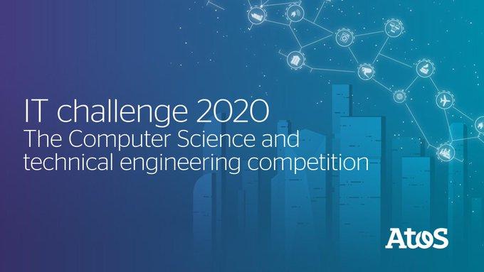 #atositchallenge 2020 #AI Estás a tiempo de presentar una aplicación innovadora basada en esta...