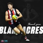 Image for the Tweet beginning: Blake Acres has been traded
