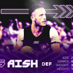 Image for the Tweet beginning: Our newest Freo Docker...James Aish!
