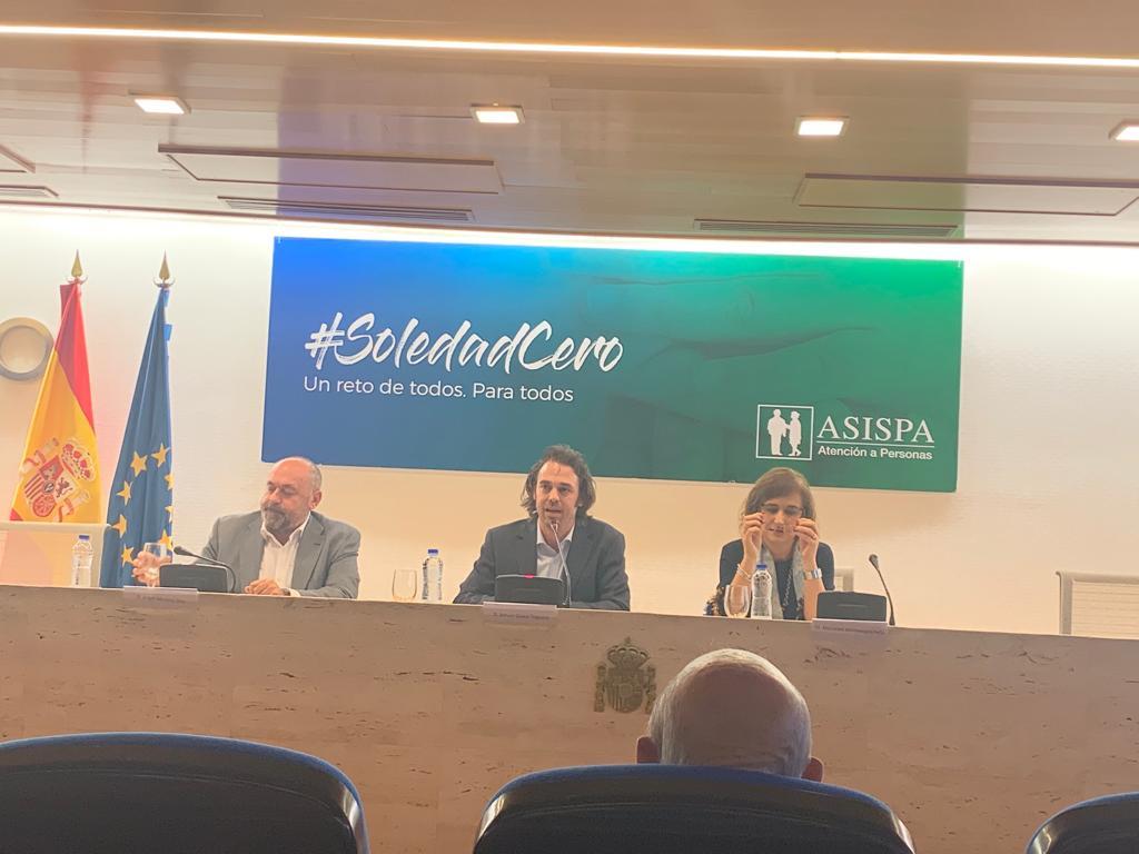 test Twitter Media - Hoy estamos en la jornada de @asispa_oficial #SoledadCero, donde se están tratando los retos y soluciones para afrontar la soledad no deseada de las #PersonasMayores   https://t.co/ku6ZX5VYAu https://t.co/DLCsrbpGvZ