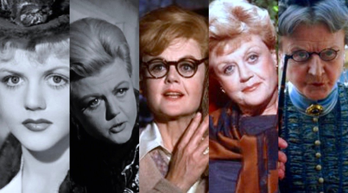 "Happy 94th Birthday to lovely Angela Lansbury! ""Here I am. I still go on, you know, like the tides."""
