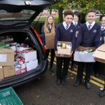 Image for the Tweet beginning: Pupil helpers from @AHSYork loading