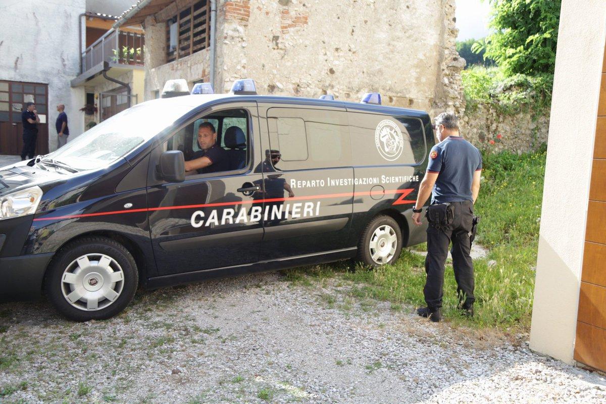 #Vicenza Giallo di Velo d'Astico, trovate nuovi re...
