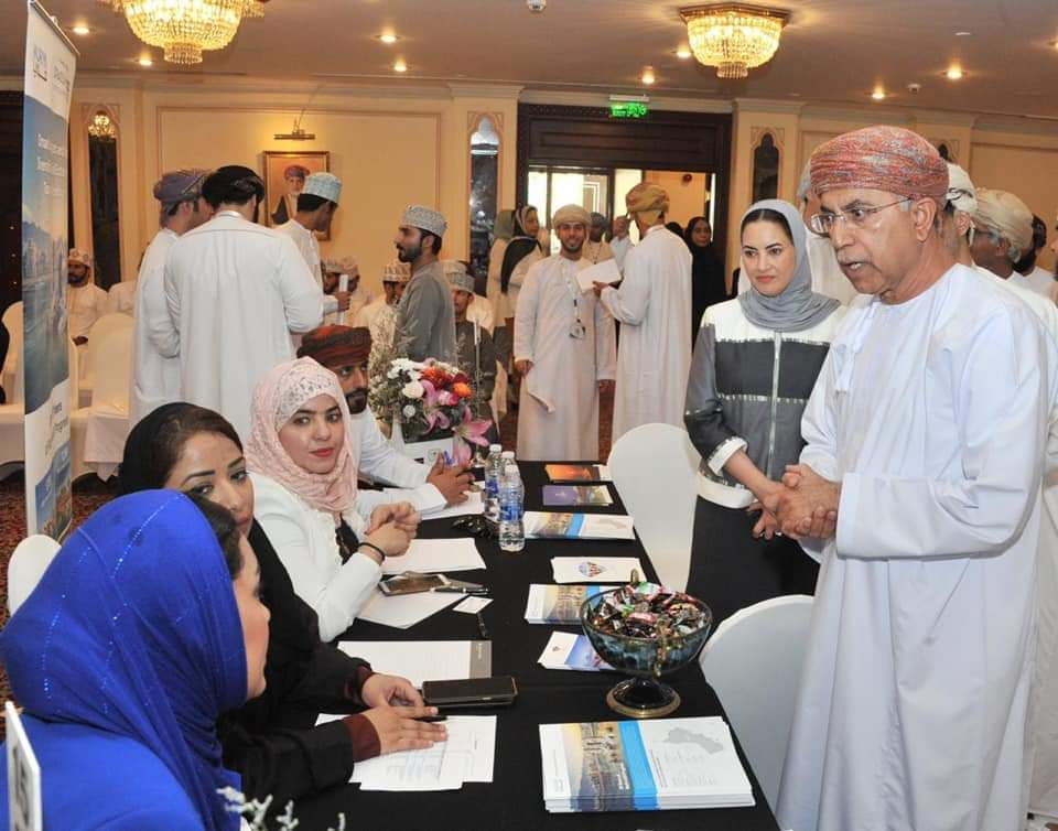 Muriya is honored to have taken part in the Omani Tourism Job Fair, a collaborative scheme between the Ministry of Tourism & the Ministry of Manpower. The Fair offered over 600 jobs in an attempt to empower Omani graduates with various opportunities in the Oman's tourism sector. https://t.co/4k0jrcAEFb