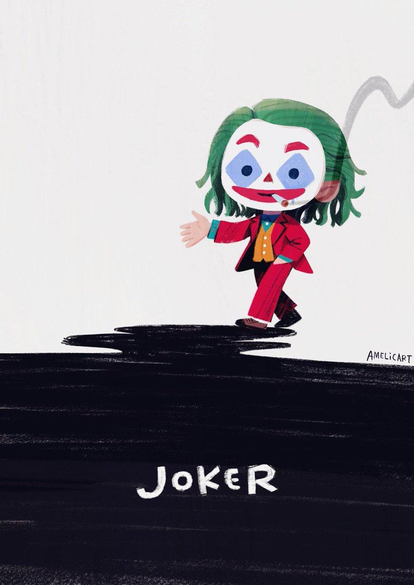 ジョーカー、すごい映画だった。 #JokerMovie