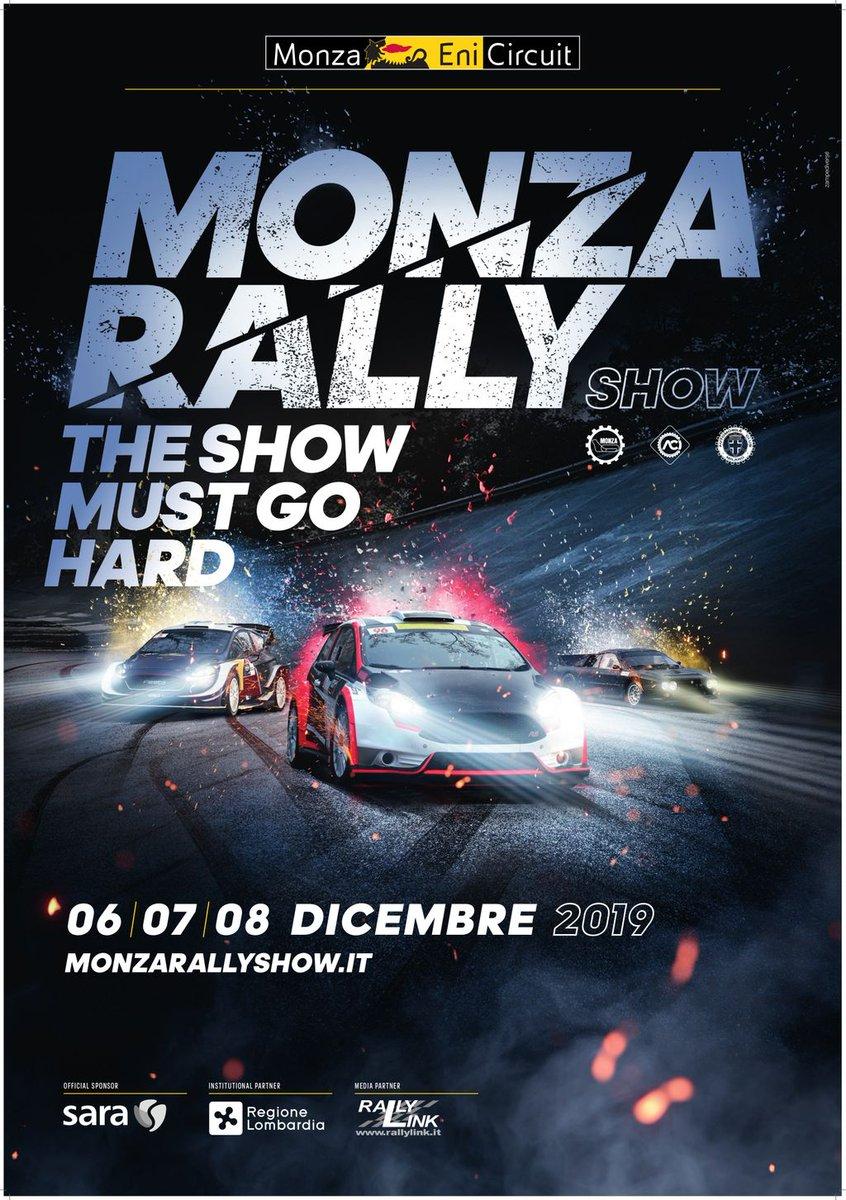 Monza Rally Show 2019 [6-8 Diciembre] EG_rNbNXUAIwVRS