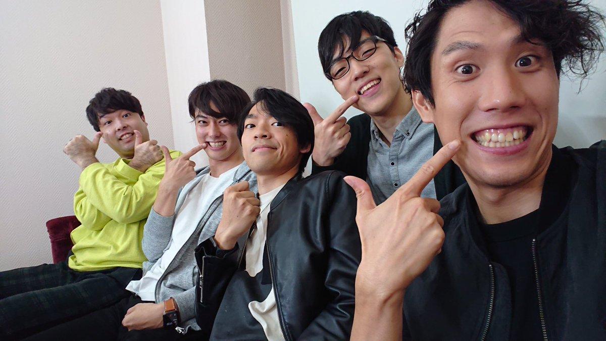 おるたなChannelとのコラボ!うぃん!奥にいるのはナイスガイの渋谷ジャパン……!?