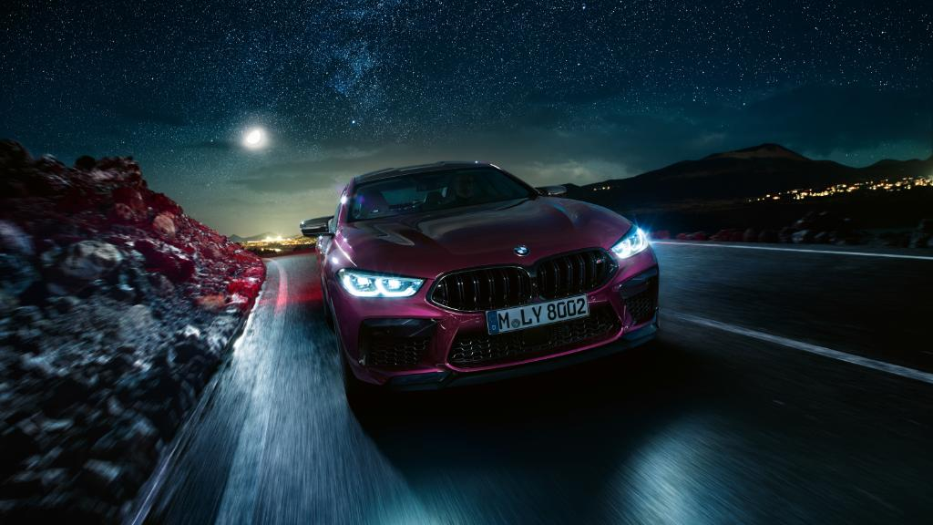 Uncompromising performance and an irresistibly luxurious ambience. The pinnacle of luxury meeting performance. The first-ever #BMW M8 Competition Gran Coupé.  #TheM8