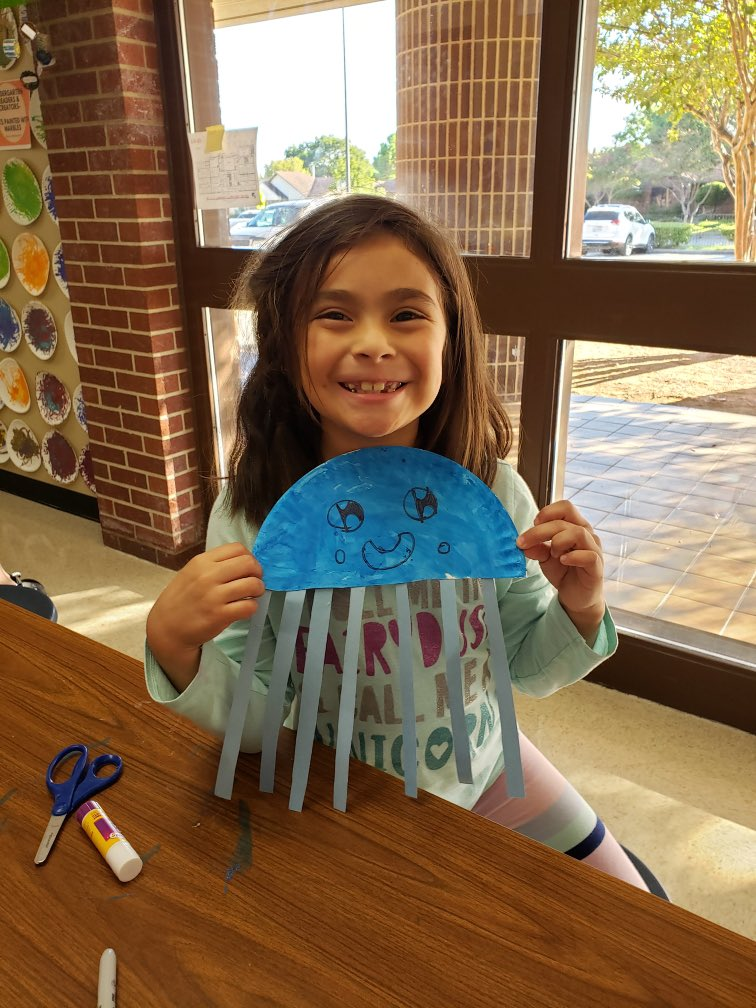 More @Clantoons Narwhal & Jelly made at #CannadayES @Scholastic Book Fair Family Event. @roscoecraigco 3/