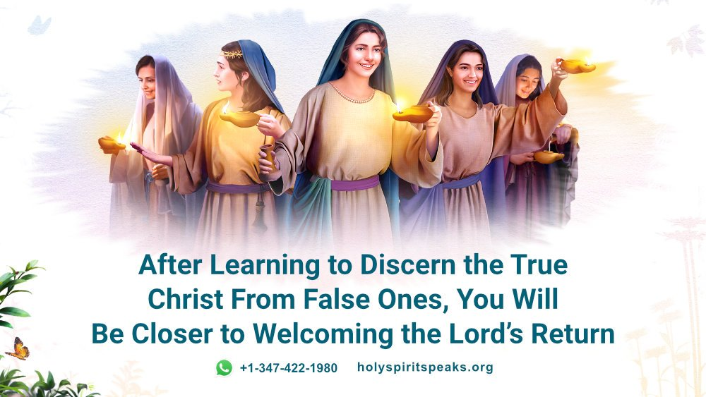 Knowing how to discern the true Christ from false ones is crucial to welcoming the Lord's return. Then how can we distinguish them? #Christ #truth #GodsWord #HolySpirit #Jesus #AlmightyGod #WorshipGod #Christian  https://www. holyspiritspeaks.org/discern-true-c hrist-from-false-christs-3/  … <br>http://pic.twitter.com/4tmEvuwC7R