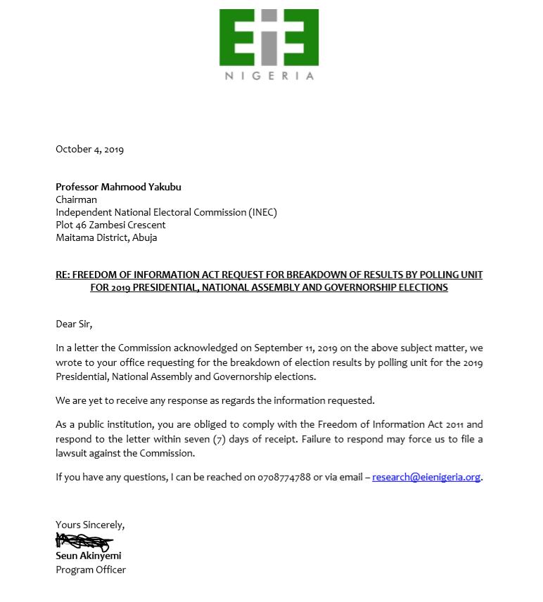 EiE Nigeria