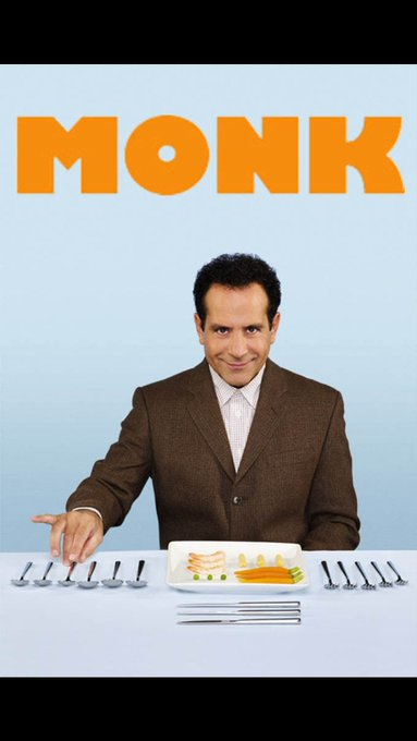 Happy Birthday Tony Shalhoub ! Vraiment ma source d\inspiration !