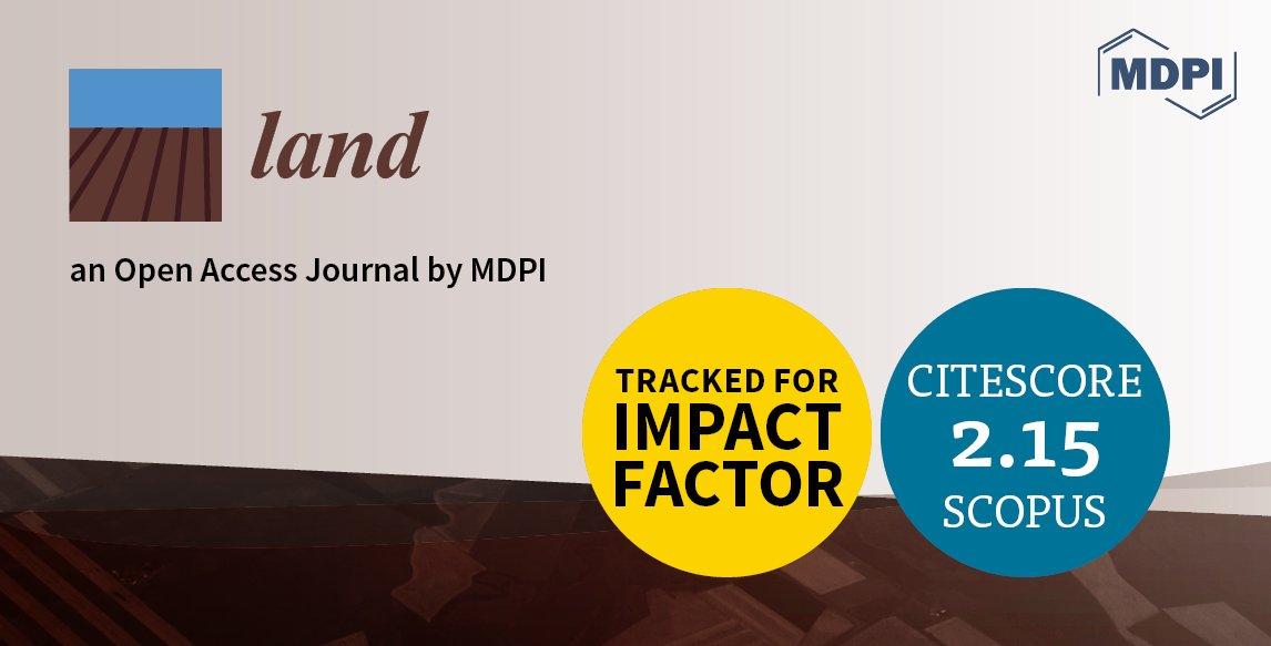 Ssci Journal List 2020.Land Open Access Land Mdpi Twitter