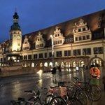 Image for the Tweet beginning: Beautiful #Leipzig #VisitSaxony