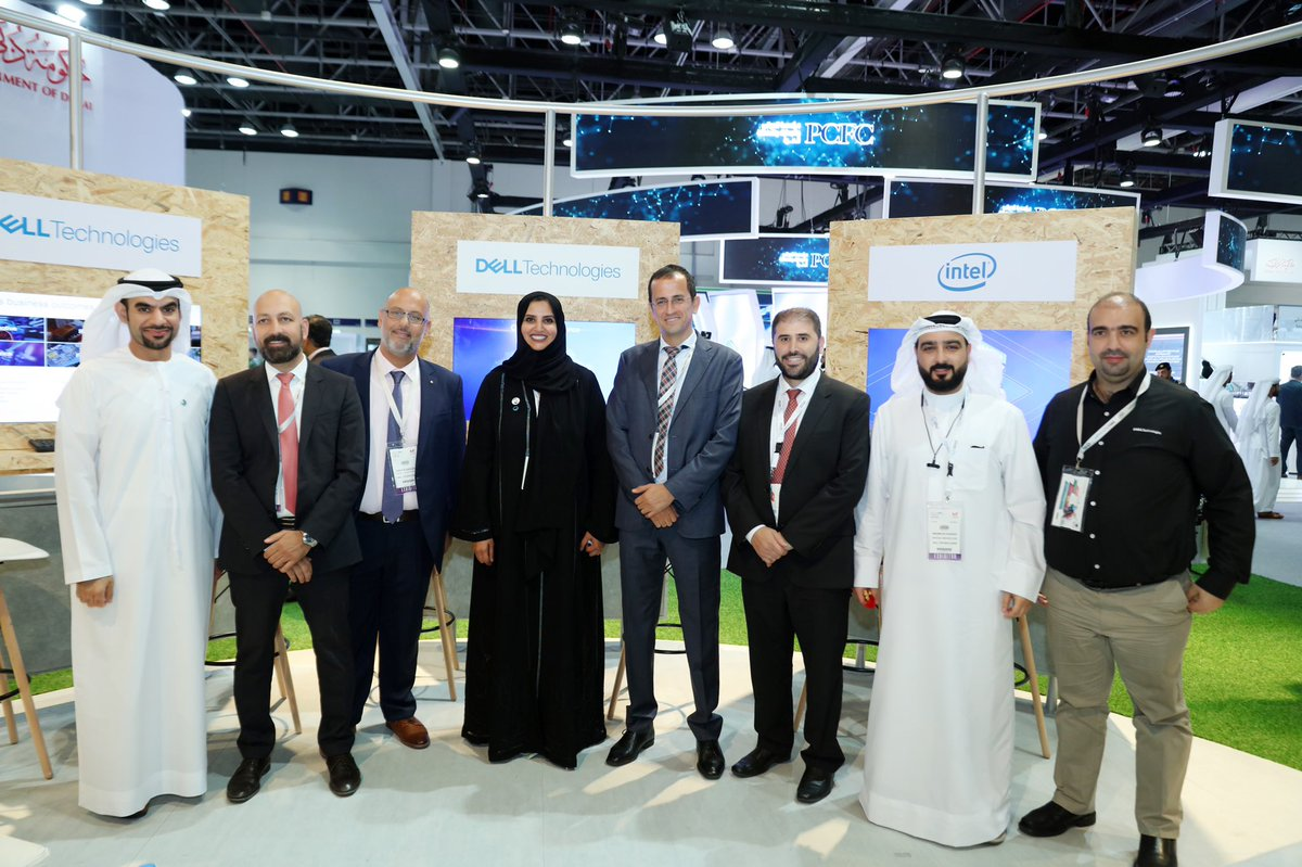 Showcasing their latest technologies, visit @DellEMCMEA stand at our pavilion to experience the #DigitalEnterprise, #ModernIT, Future-Ready Workforce and #InformationSecurity! #GITEX2019 #SmartDubai