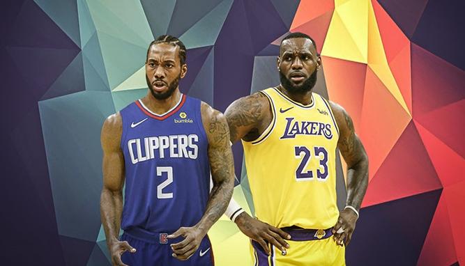 洛杉磯德比!詹姆斯和Leonard,誰能夠先完成3座城市3座總冠軍的成就呢?