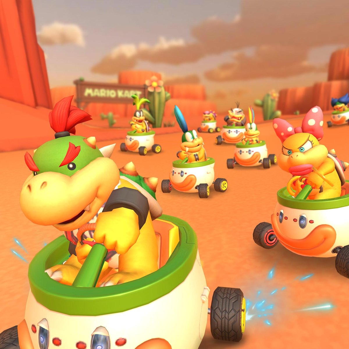 Mario Kart Tour On Twitter In Addition To The Recently