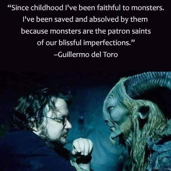 Happy Birthday to Guillermo del Toro!