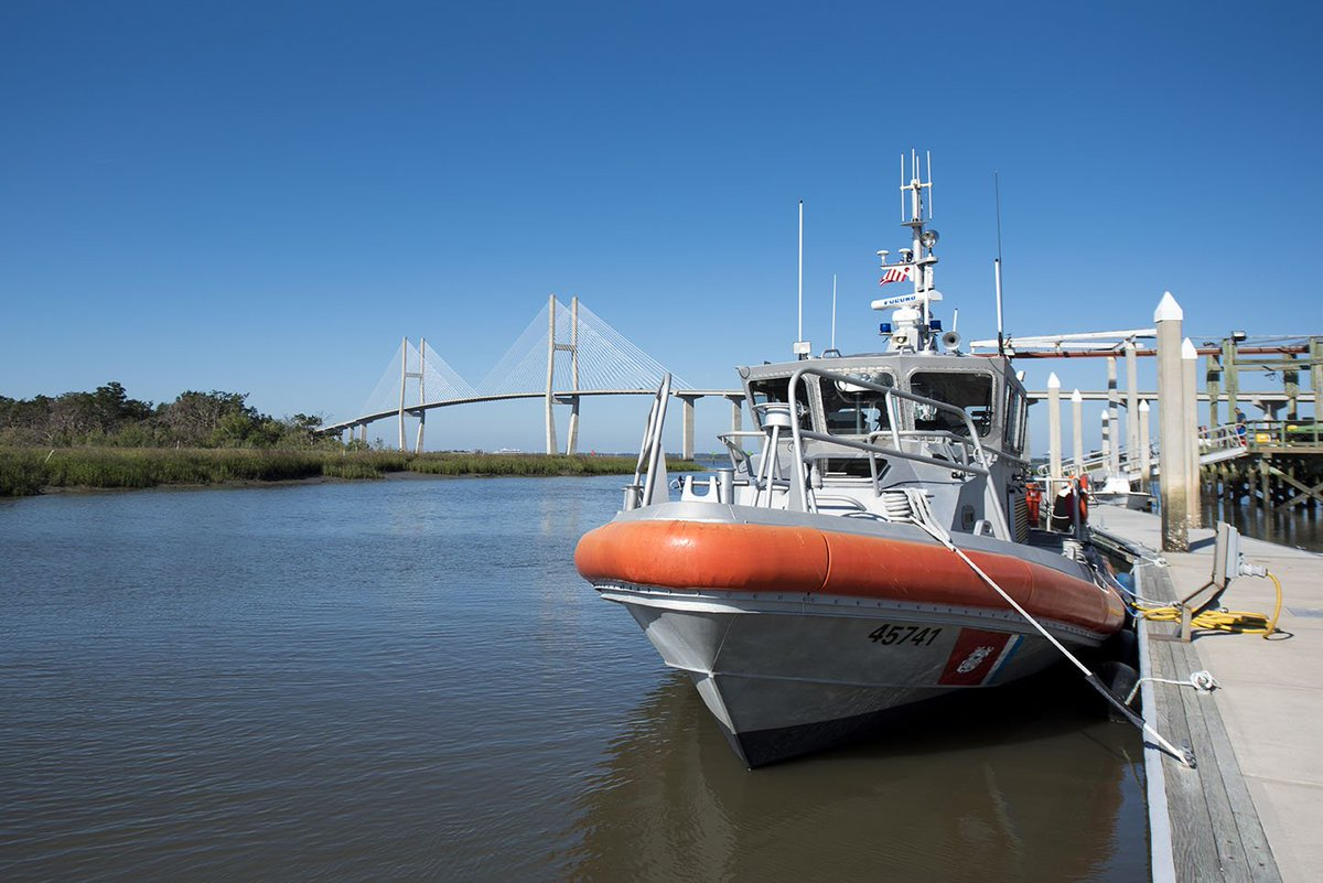 #WhereAreWeWednesday This small boat station is home to a 29-foot Response Boat-Small and a 45-foot Response Boat-Medium. Its primary missions are law enforcement, living marine resources enforcement and search and rescue. Do you recognize this location?