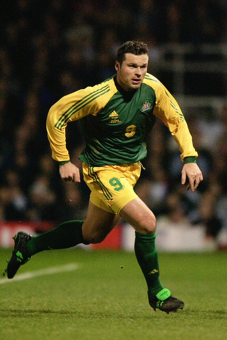 Happy Birthday To Mark Viduka 44 Today