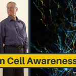 Image for the Tweet beginning: It's #StemCellAwarenessDay! #DYK Canadians James