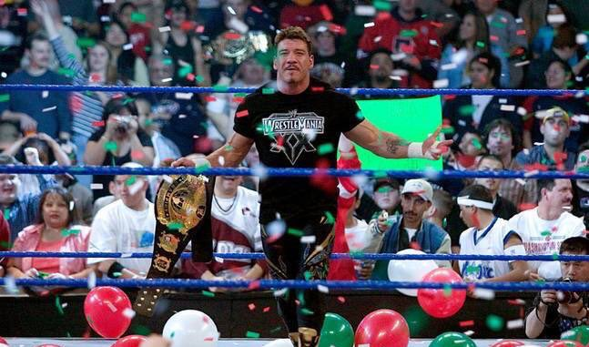 Happy Birthday Eddie Guerrero, who would be 52 today