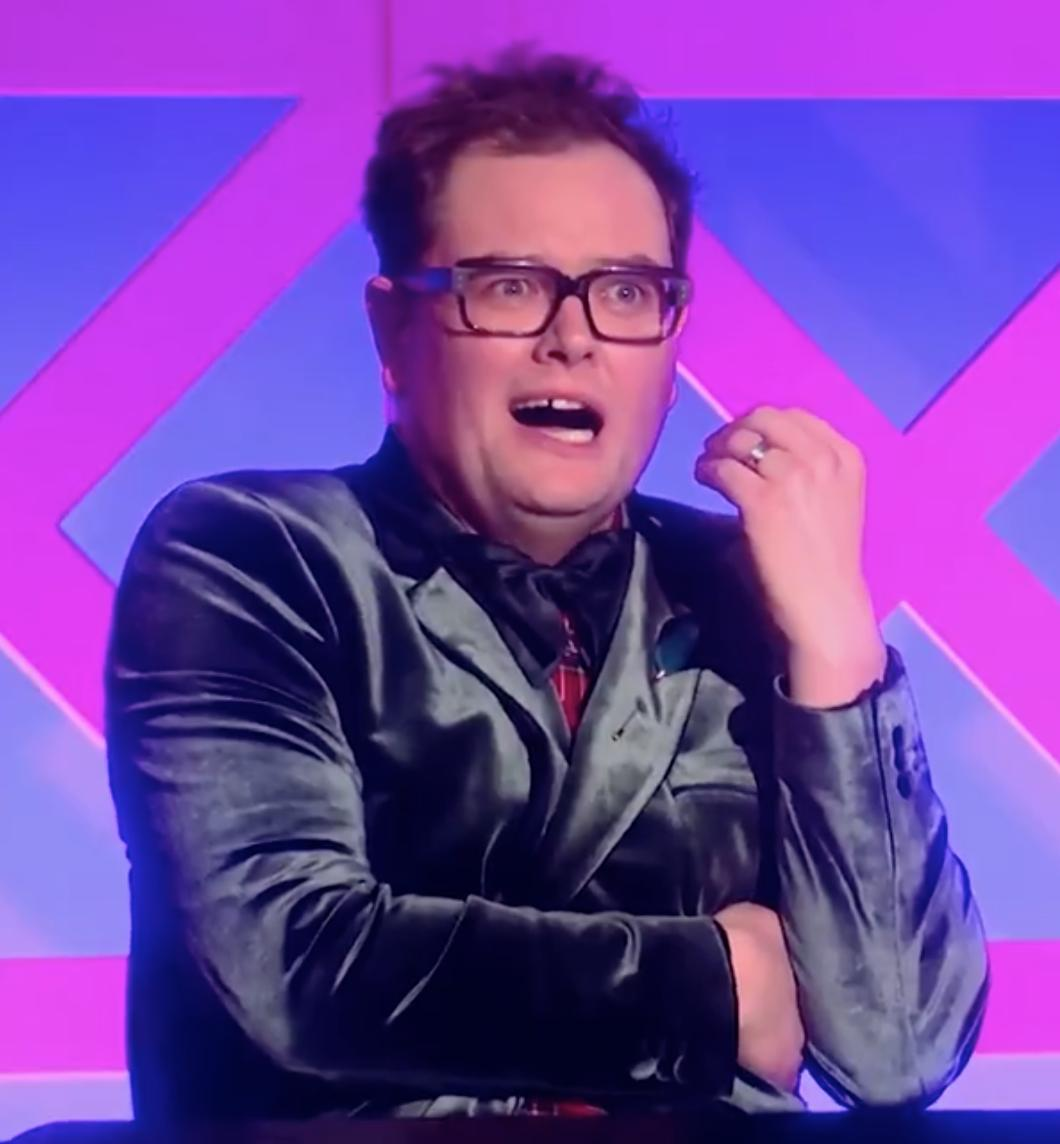 Americans have been introduced to Alan Carr and #WagathaChristie  this week, should be an end to that tea and biscuits 'guvnor nonsense they all expect of us. https://t.co/NrWIJhiYT5