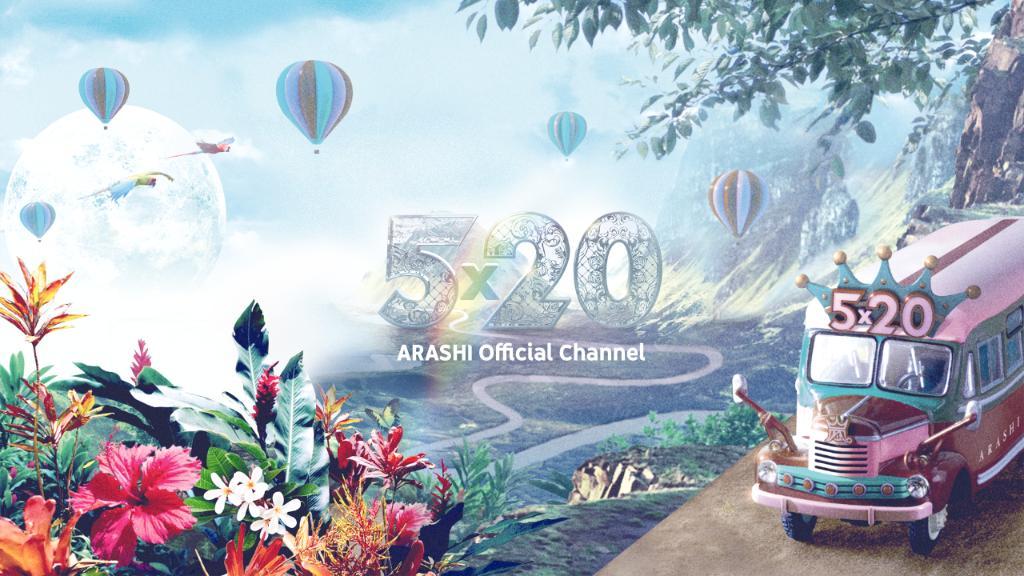 画像,ついに嵐が YouTube に・・・!👉 https://t.co/70CJug9n2b#Arashi #ArashiYouTube #YouTubeMusic…