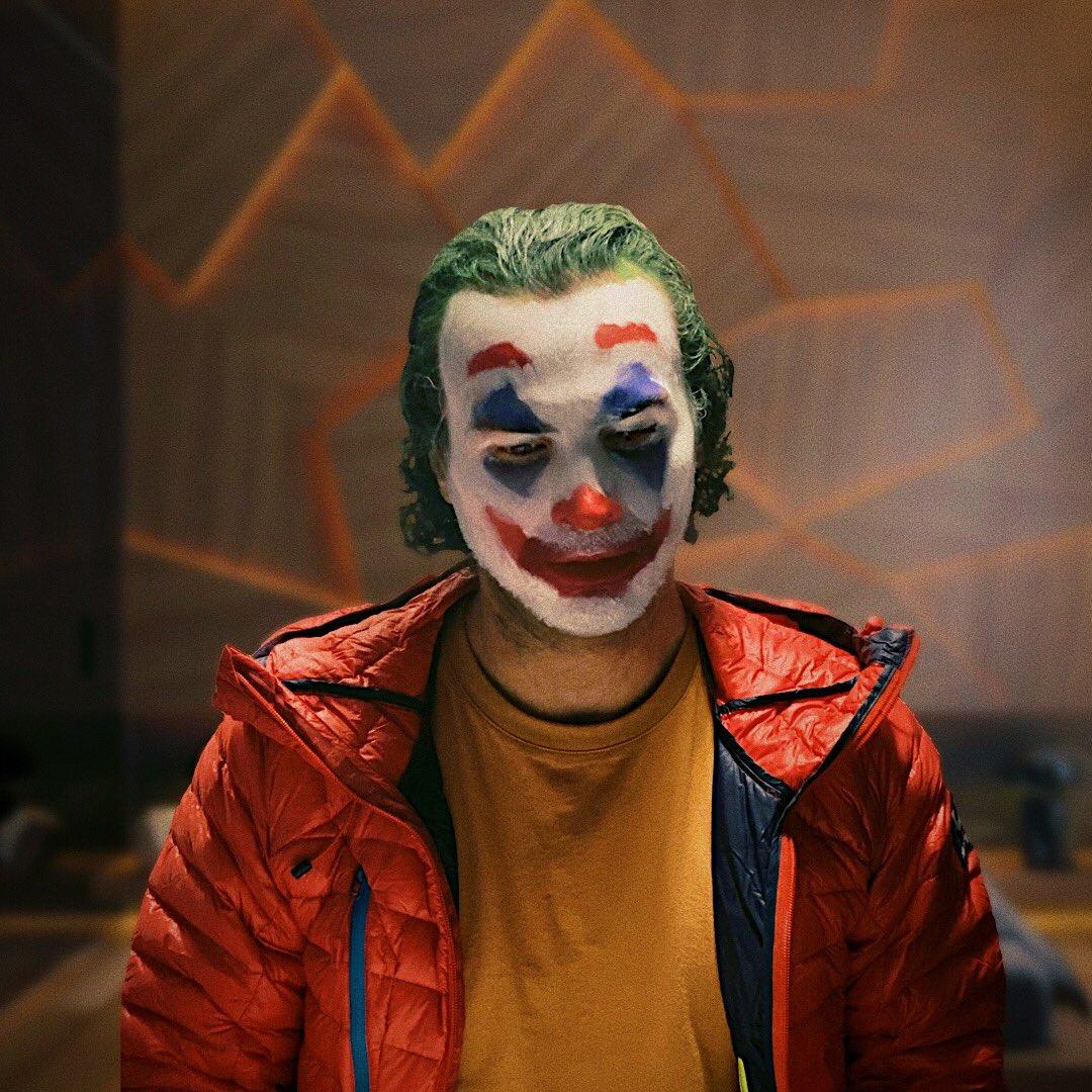 Je suis le #Joker