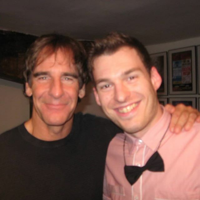 Happy birthday to my mate Scott Bakula! I hope I look as good as him when I\m 65.