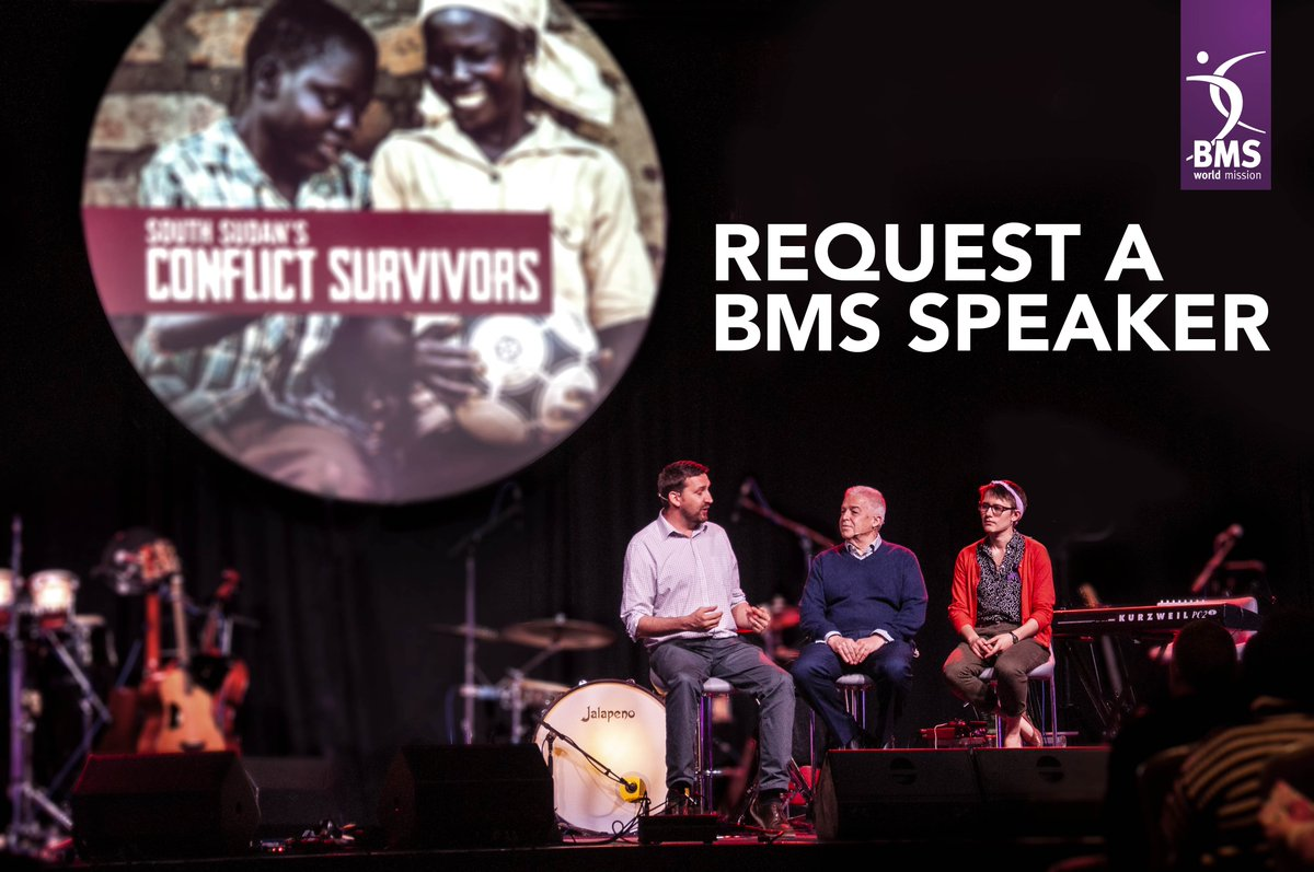 test Twitter Media - 👂 Hear how God is working around the globe!! 🌍Comment below and tell us about your favourite talks from BMS speakers. They are tasked to inspire, challenge and connect your church with their missional callings.Request a BMS speaker today: https://t.co/Ayvv5bfbRE https://t.co/tUpTscqpJZ
