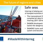 Image for the Tweet beginning: 👉Making the #BalticSea safer with