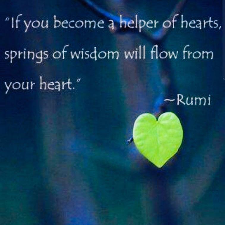 #Rumi ❤️