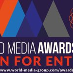 Image for the Tweet beginning: The 2020 World Media Awards