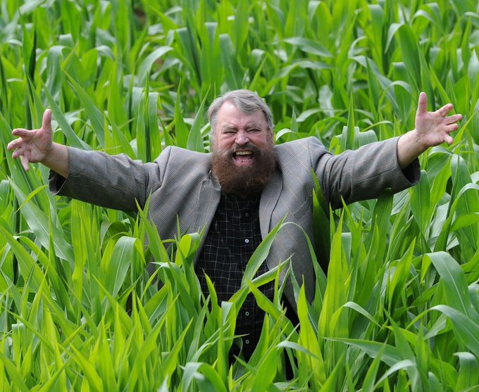 Happy Birthday to Brian Blessed who turns 83 today