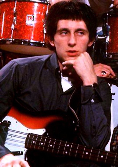 Happy birthday mr john entwistle i love & miss you more than anything