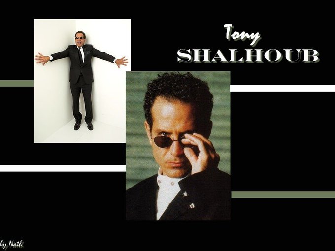 HAPPY BIRTHDAY TONY SHALHOUB - 09. October 1953. Green Bay, Wisconsin, USA