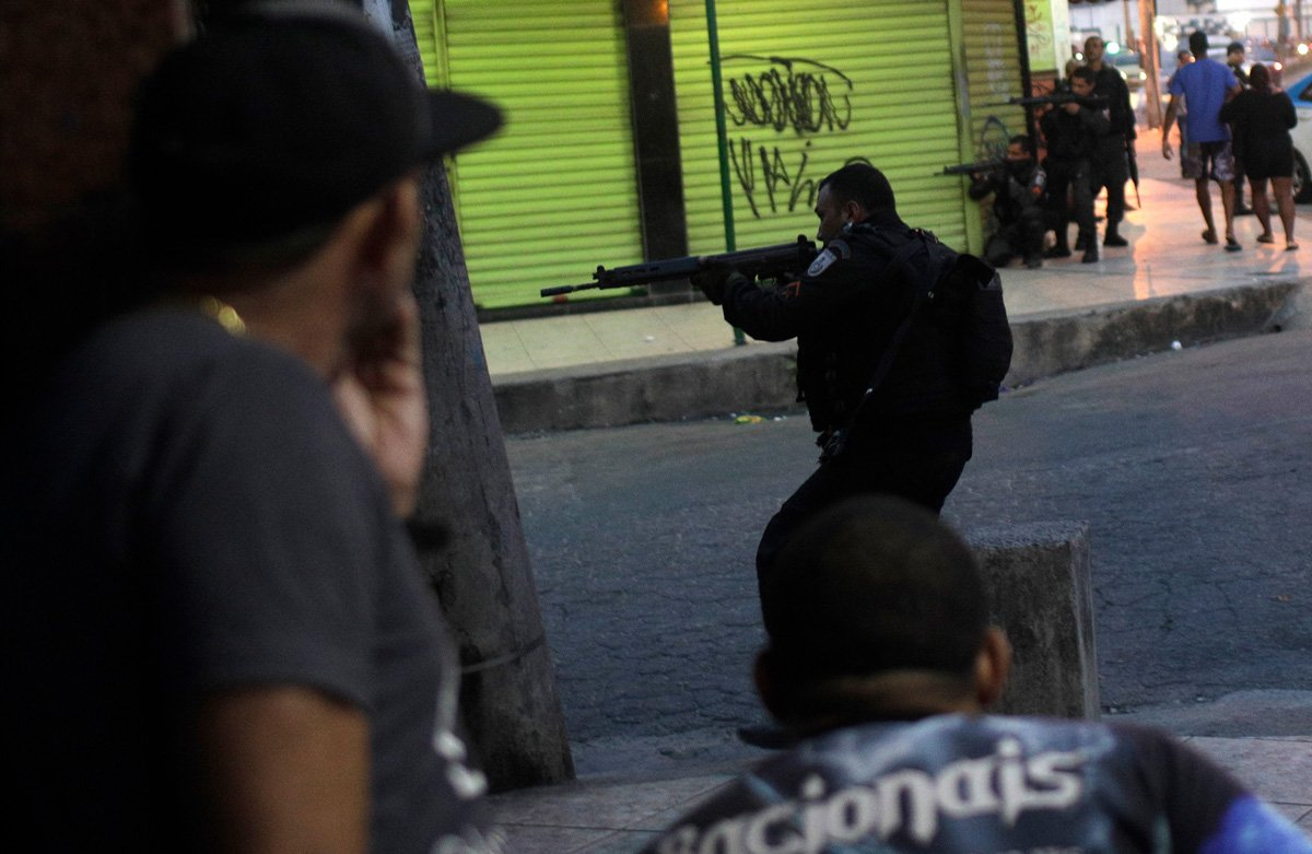 Special report: Brazil already has the world's highest number of murders, but a surge in killings by police is roiling the country since President Jair Bolsonaro took power https://reut.rs/35kwxI0