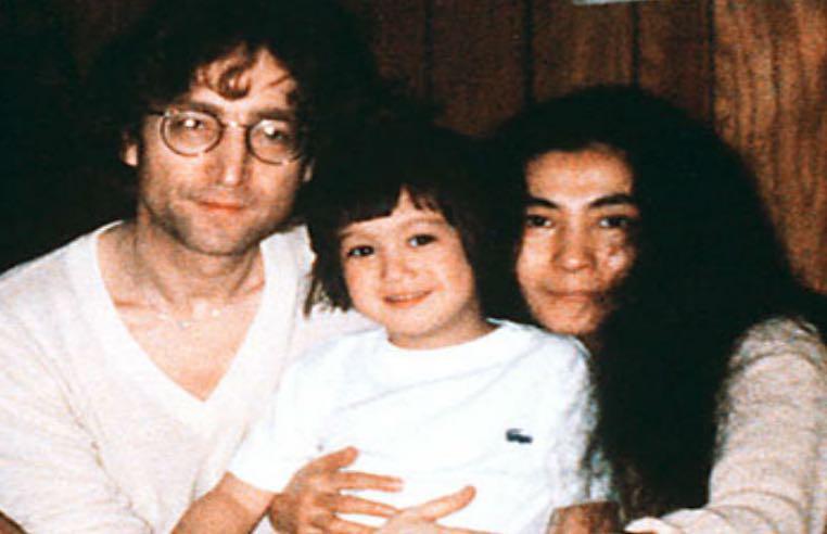 Happy birthday, John Lennon and Sean Lennon.