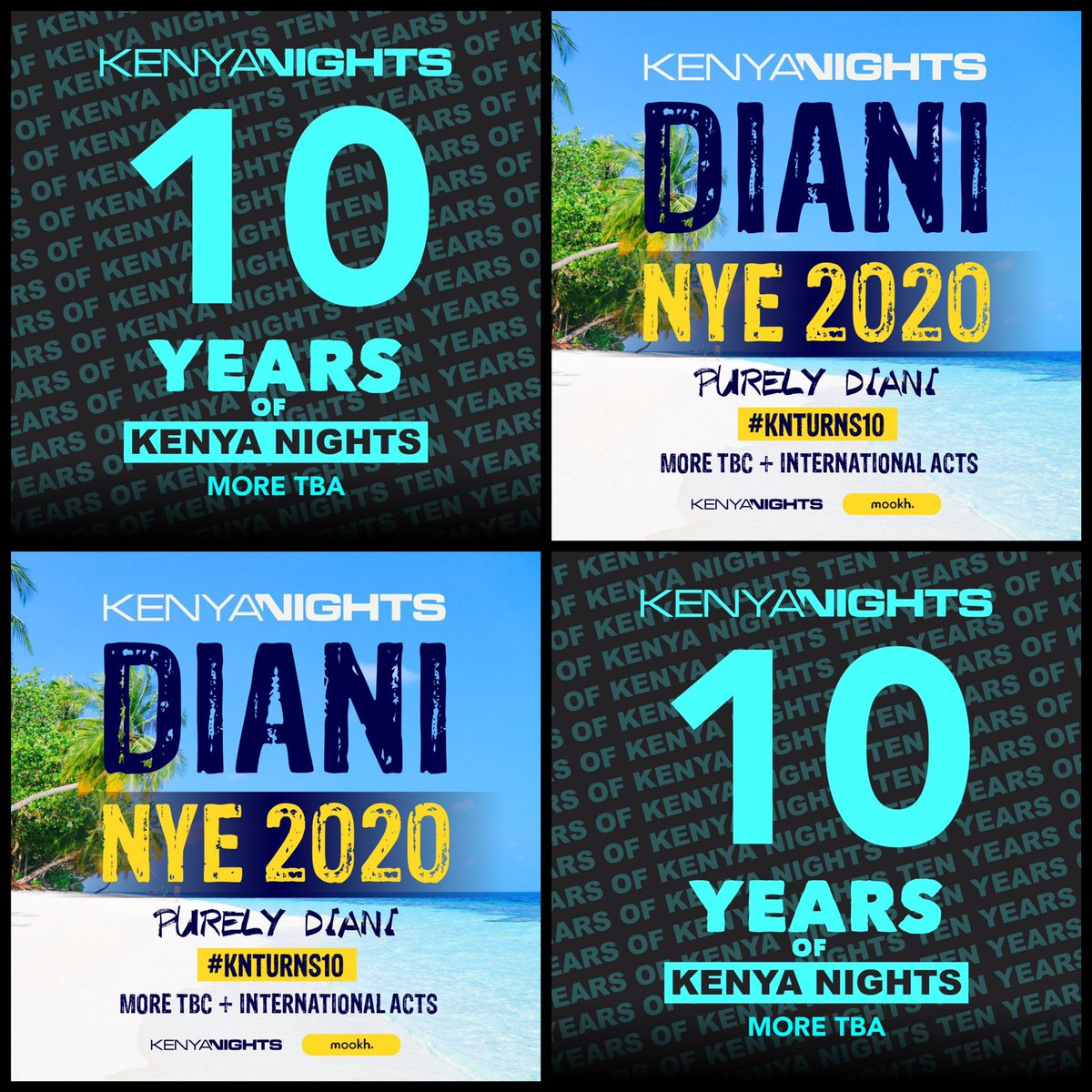 500 retweets and we'll release the international acts for the 10th Anniversary and NYE Diani  #KenyaNights #Nairobi #Diani #Kenya #KNTurns10 #NYEDiani<br>http://pic.twitter.com/wWMIPlRnN2