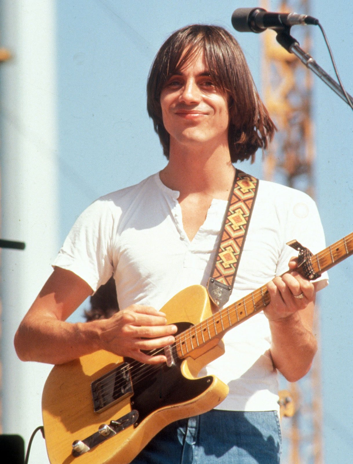 Happy Birthday to singer, songwriter and musician Jackson Browne born on October 9, 1948