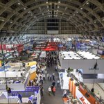 Image for the Tweet beginning: Labelexpo reports largest, most international