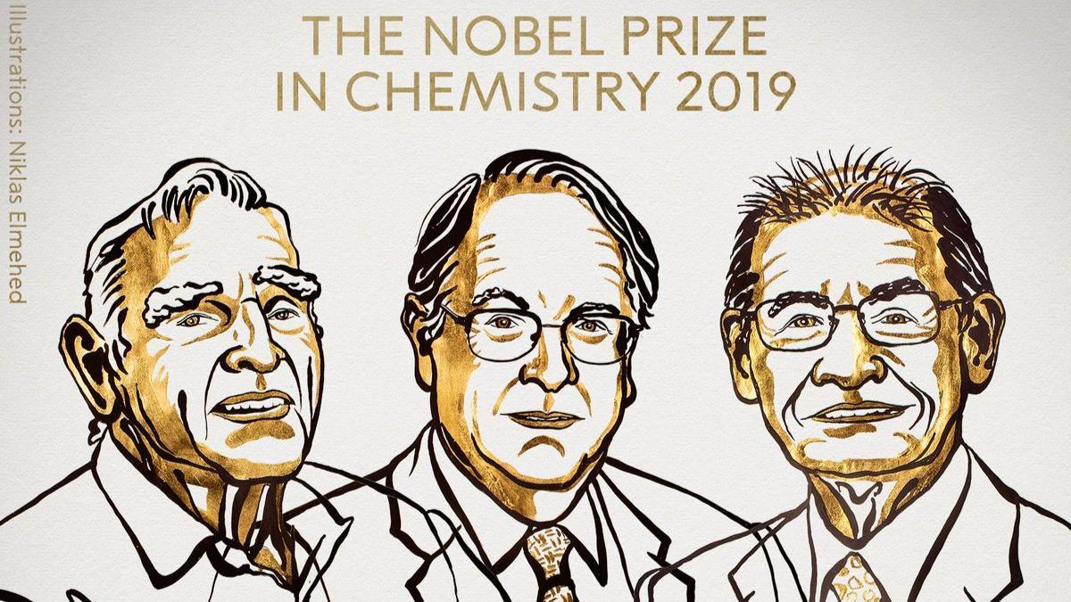 @cenmag's photo on nobel prize in chemistry