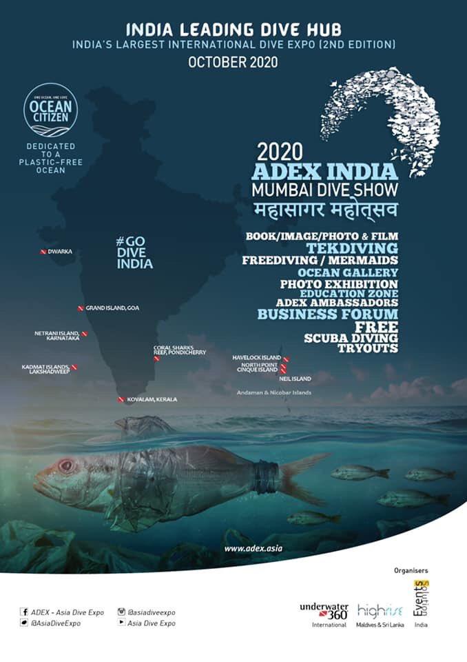 Scuba Show 2020.Adex India Mumbai Dive Show Adexindia Twitter