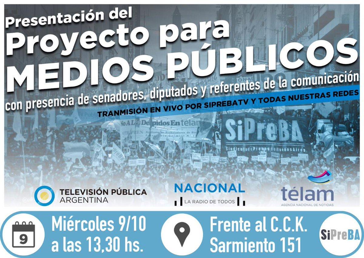 Trabajadores de Prensa Canal 7 on Twitter: