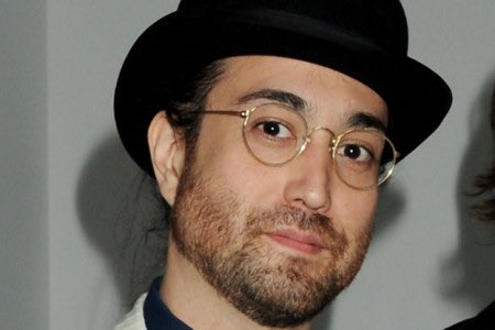 Happy Birthday Sean Lennon! Born October 9, 1975. Musician.