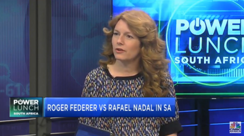 @rogerfedererfdn @rogerfederer #PLSA: We want all children to have a good start in formal education. Its the foundation of all learning. The first 7 years are crucial for children to succeed in life - Janine Händel, CEO of the Roger Federer Foundation speaking on their work in Africa regarding education.