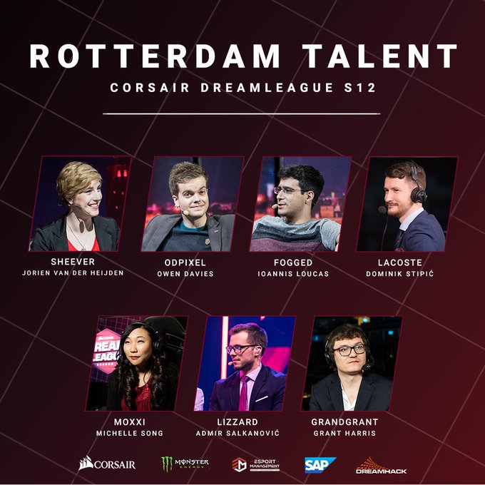 Talent DreamLeague Season 12